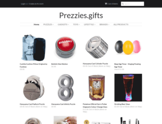 prezziesplus.co.uk screenshot