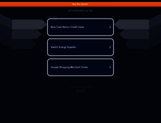 pricebomb.co.uk screenshot