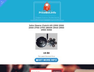 pricebot.info screenshot
