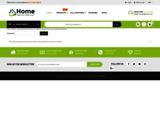 pricefluence.com screenshot