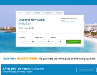 priceline.ca screenshot