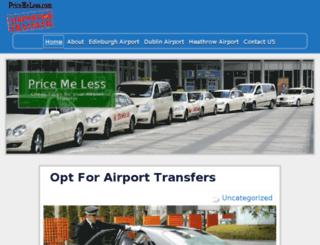 pricemeless.com screenshot