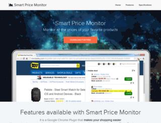pricemono.com screenshot
