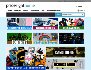 pricerighthome.com screenshot