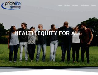 pridelife.net screenshot