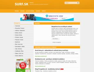 priemysel-vyroba.surf.sk screenshot