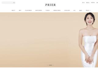 prierdress.com screenshot