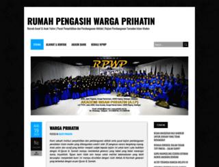 prihatin.net.my screenshot