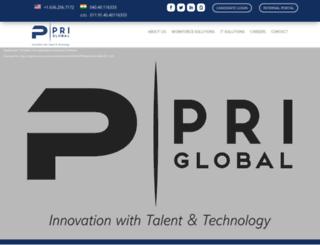 prijbs.com screenshot