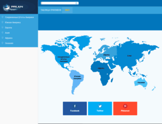 prilivy.com screenshot