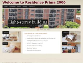 prima2000.rw screenshot