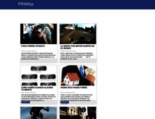 primajai.blogspot.com screenshot