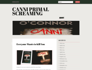 primalscreaming.wordpress.com screenshot
