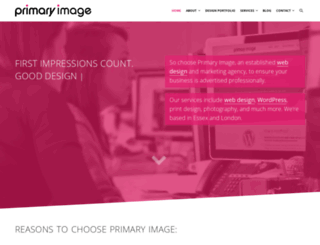 primaryimage.com screenshot