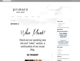 primaryny.blogspot.com screenshot