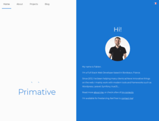primative.net screenshot