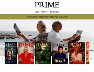 prime-magazine.co.uk screenshot