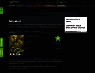 prime.rbkgames.com screenshot