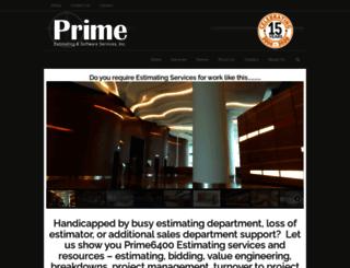 prime6400.com screenshot