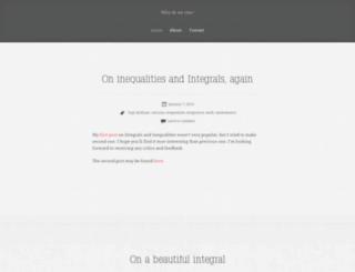 primeidealblog.wordpress.com screenshot
