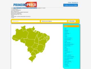 primeiropreco.com.br screenshot
