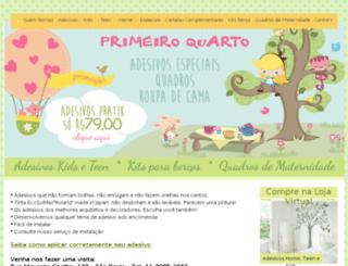 primeiroquarto.com.br screenshot