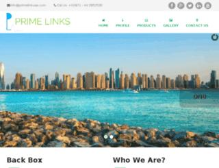 primelinkuae.com screenshot