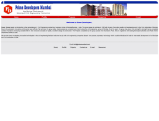 primemumbai.com screenshot