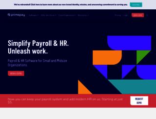 primepay.com screenshot