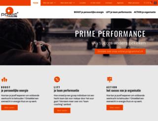 primeperformance.eu screenshot
