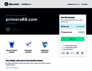 primera88.com screenshot