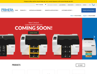 primerastore.com screenshot