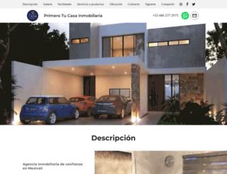 primerotucasa.com screenshot