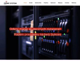 primesystem.pl screenshot