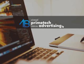 primetechinc.com.ph screenshot