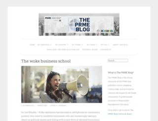 primetime.unprme.org screenshot