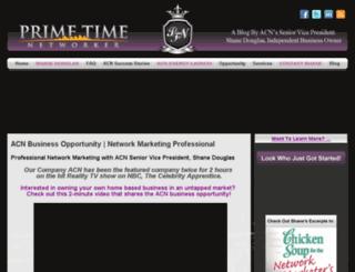 primetimenetworker.com screenshot