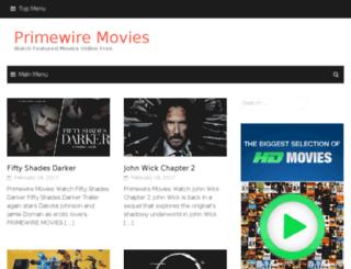 primewiremovies.com screenshot