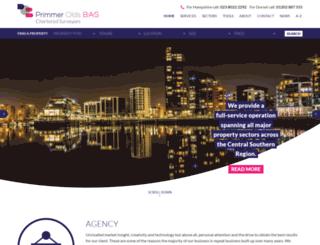 primmerolds.co.uk screenshot