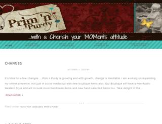 primnpurdy.com screenshot