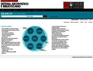 primo.polimi.it screenshot