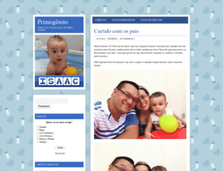 primogenito.com.br screenshot