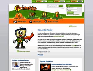 primolo.de screenshot
