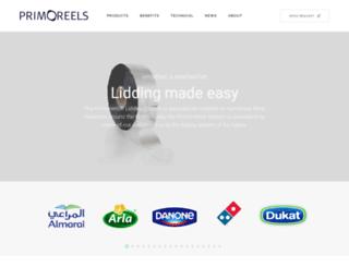 primoreels.com screenshot