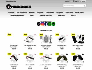 primoreggimento.com screenshot