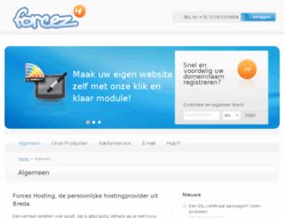 primoris.nl screenshot