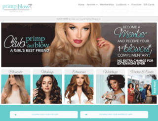 primpandblow.com screenshot