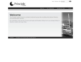 princapital.com screenshot