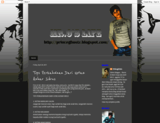princeghostz.blogspot.com screenshot