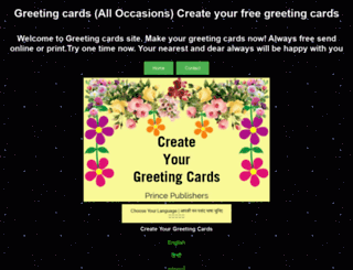 princepublishers.com screenshot